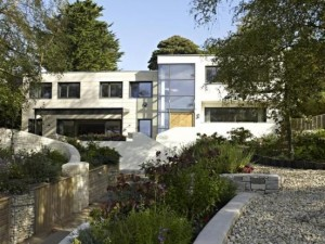 Bath Grand Design house