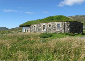 Black sheep house