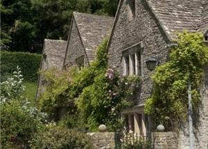 Througham Slad Manor
