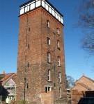Water Tower Ormskirk, Lancashire