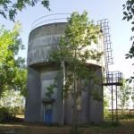 Water Tower at Great Doddington