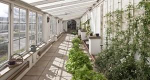 Massive conservatory